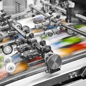 offset print job