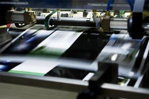 printer press